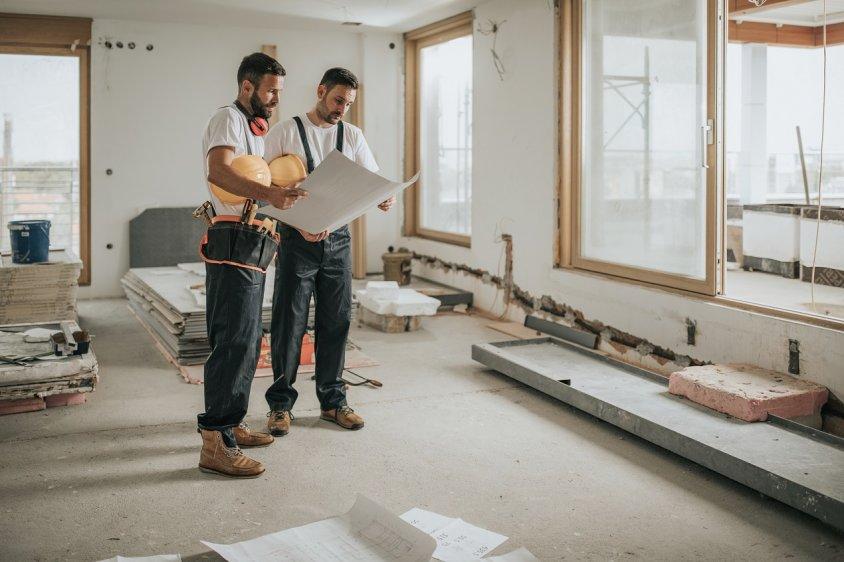 Важнейшие элементы ремонта квартир и домов