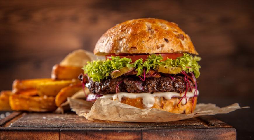 Что может испортить бургер?