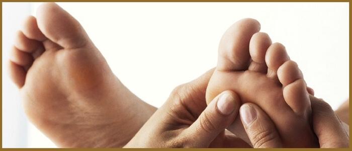массаж при вальгусной деформации