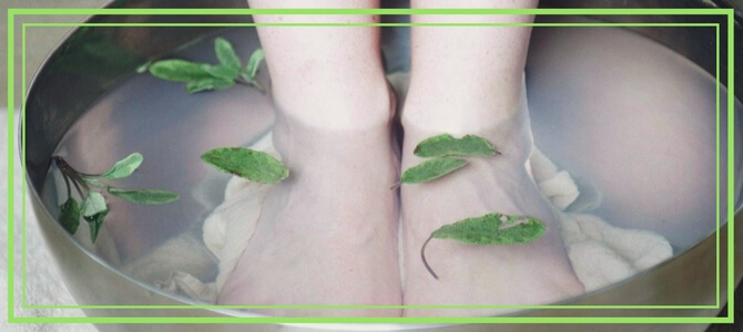 Народные методы лечения косточки на стопе