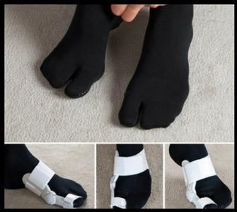 эффективность носочков при вальгусе