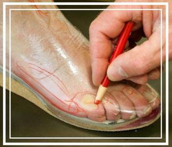 Ортопедическая обувь от косточки на ноге