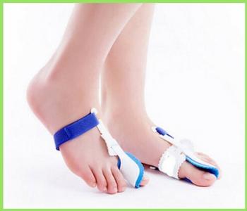 Ортопедические приспособления для косточки на ноге