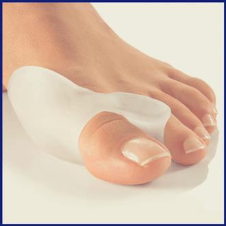 Накладка на косточку ноги