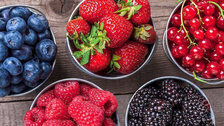 Целебная сила лесных ягод