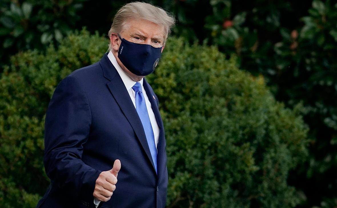 Трамп принимает новейшие методы лечения COVID-19 - вот что, по мнению врачей, работает против вируса