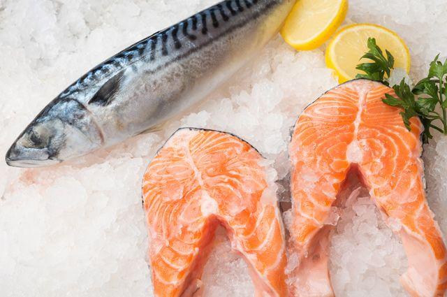 Почему стоит покупать лосося в Интернете