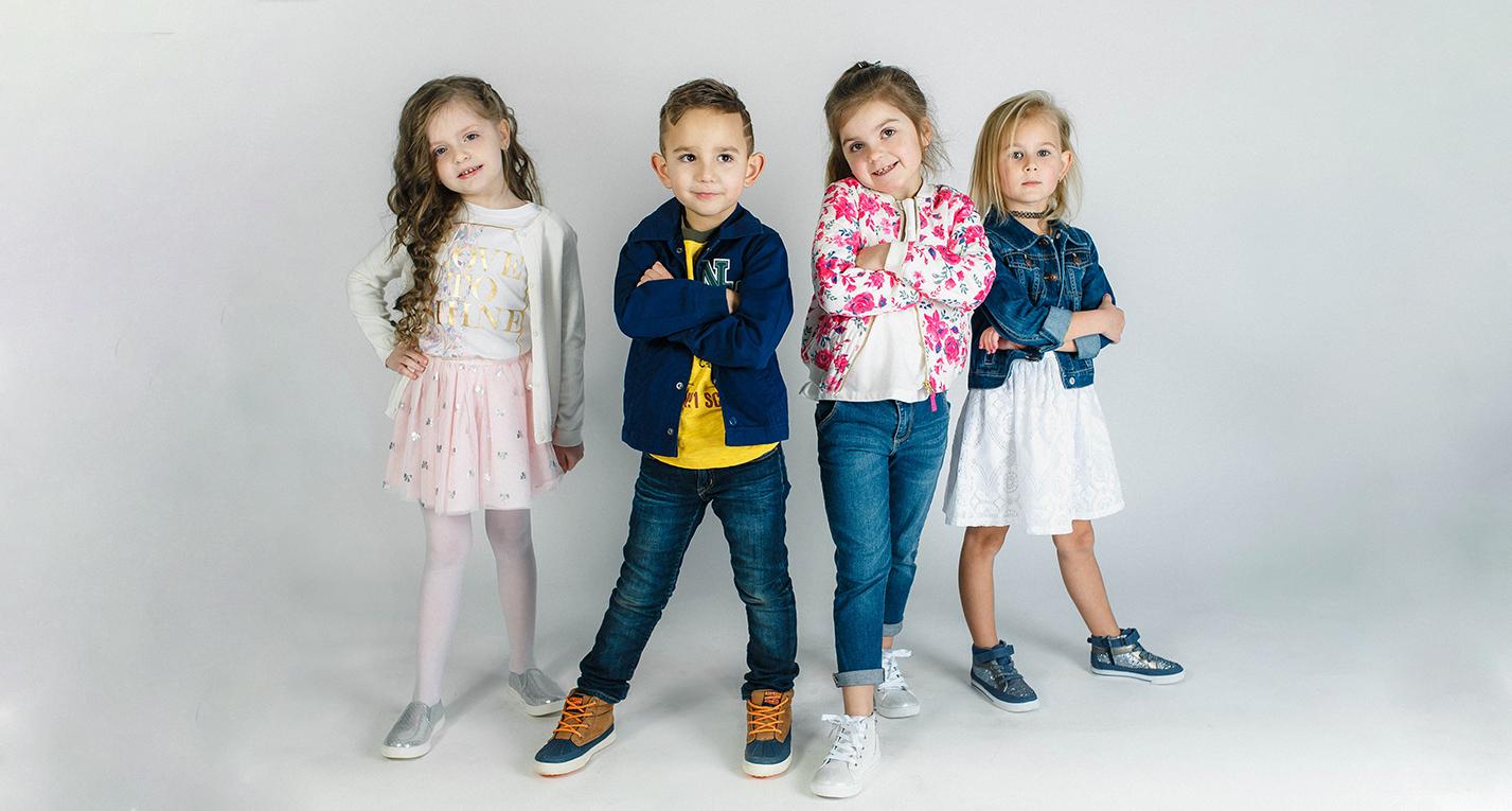 Дитячий одяг від кращого магазину по розумним цінам