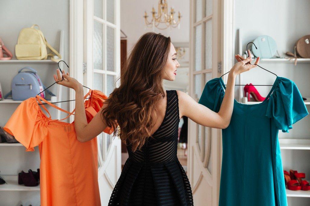 Выбираем брендовую одежду
