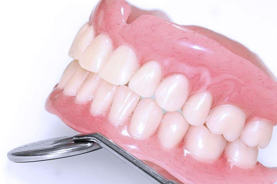 Преимущества зубных протезов