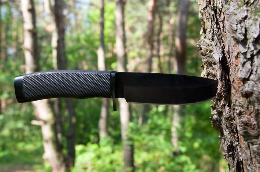 Как выбрать походный нож