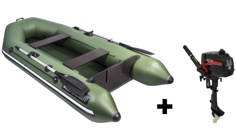 Преимущество надувных лодок