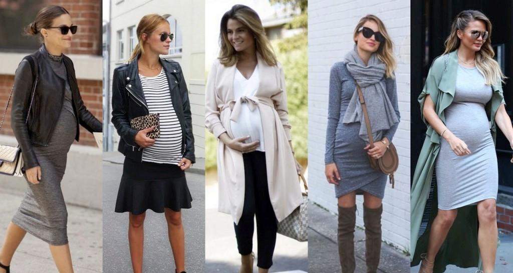 Одежда для беременных – наряды для двоих