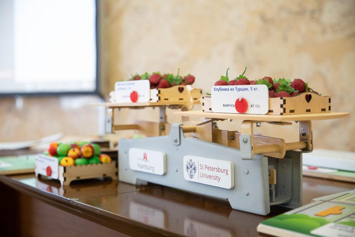 Выбор весов для взвешивания фруктов
