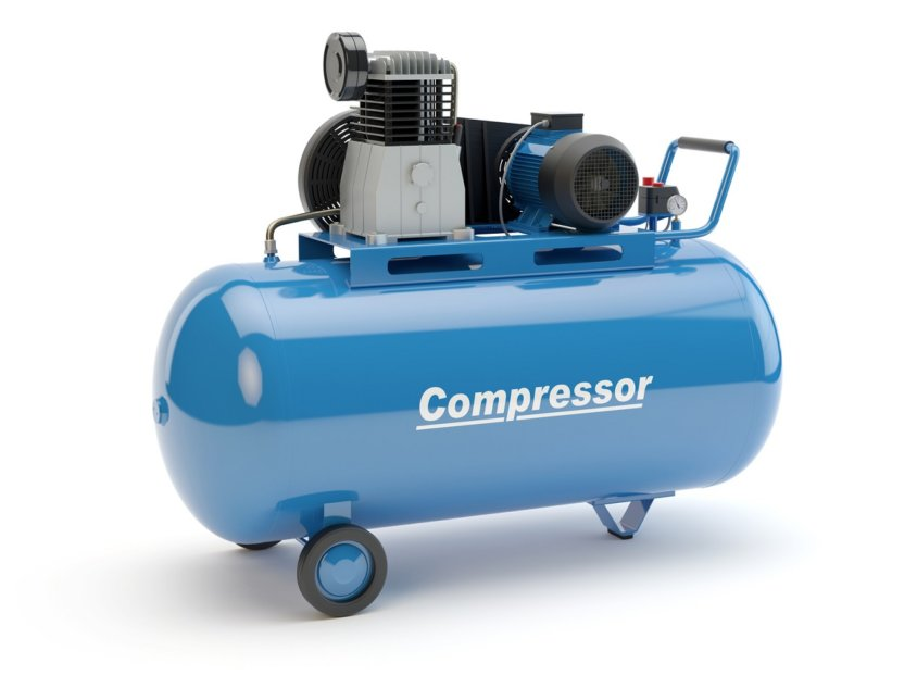Использование теплообменников в винтовых компрессорах
