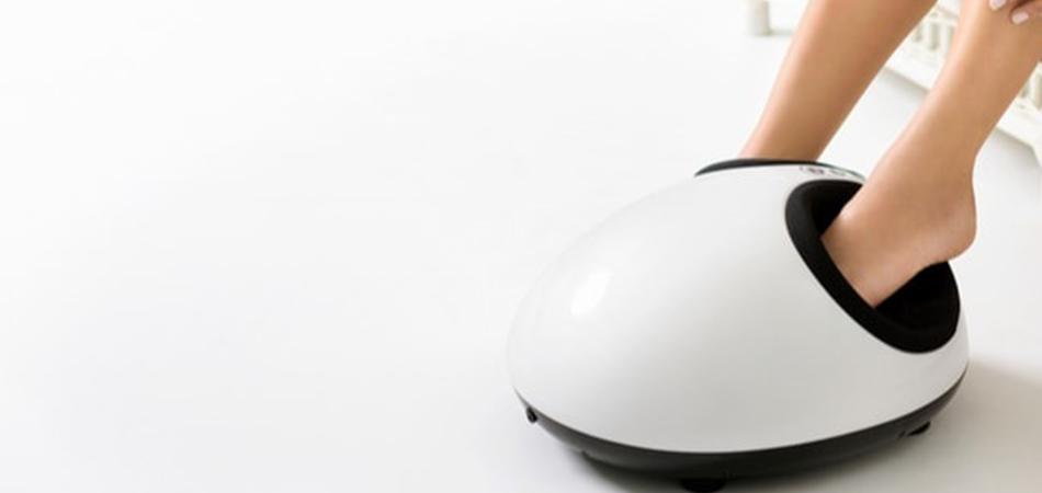 8 преимуществ процедуры для тела с вибрационным массажером для ног