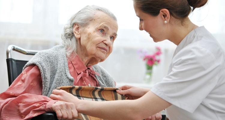 Пансионат для пожилых с деменцией