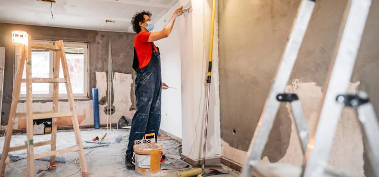 Комплексные услуги по ремонту квартир от компании АСК Триан